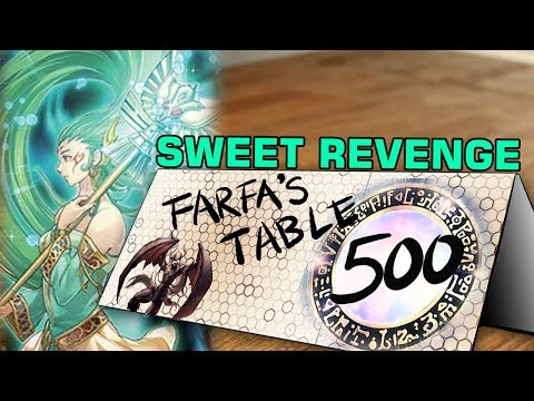Table 500 #112 Goddess of Sweet Revenge