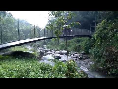 Samsing Hanging Bridge