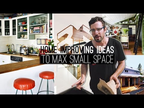 33 Home improvement ideas for small space