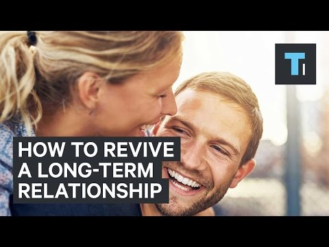 How to revive a long-term relationship