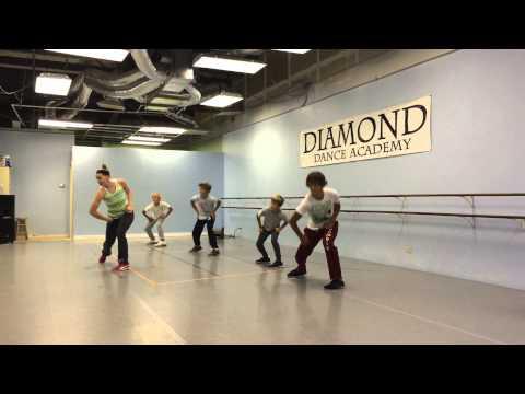 Bulverde Diamond Dance Academy: Learning Hip Hop Family