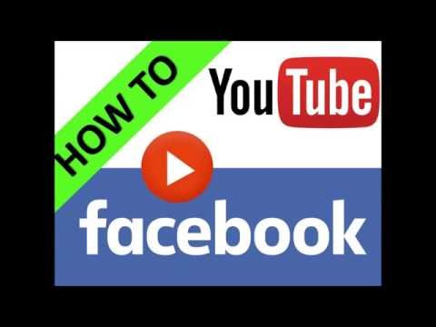 How to Make Your YouTube Video Auto Play on Facebook Tutorial