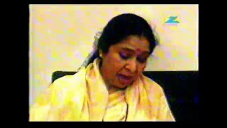 Asha Bhosle speaks about RD Burman