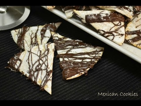 How to Make Mexican Tortilla Cookies | RadaCutlery.com