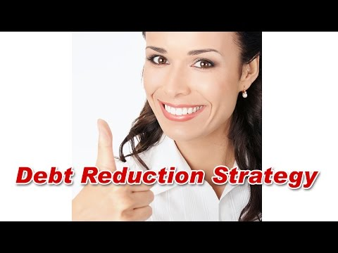 The Best Debt Reduction Strategy