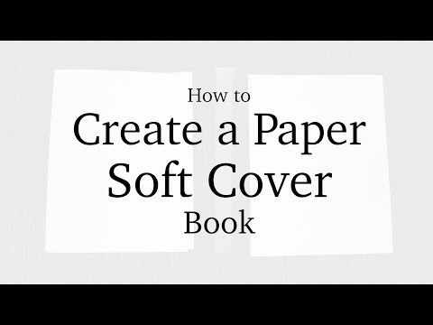 Creating Custom Covers for Use with Your Thermal Binding Machine