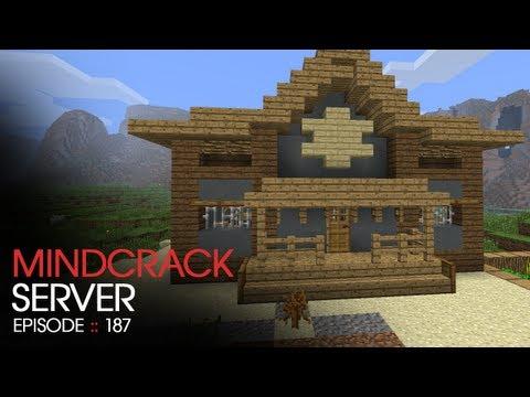 The Mindcrack Minecraft Server - Episode 187 - Sheriff Office