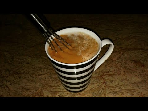 Frothy Coffee Recipe, Creamy Coffee, Homemade Cuppoccino Coffee, Episode #4