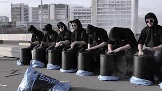 STICKSTOFF - Bucket Drum - 2012