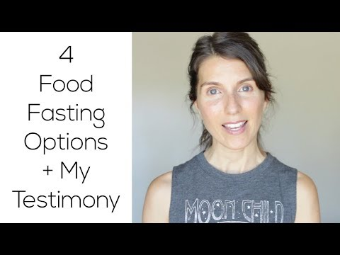 4 Beneficial Ways to Fast For Improved Health, Healing & Detoxification