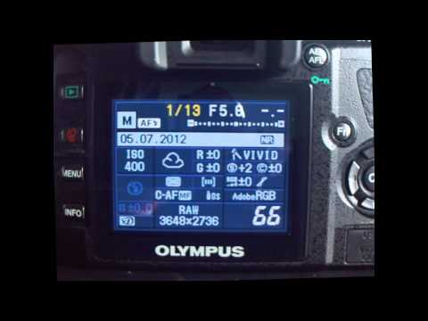 Getting the correct exposure on your DSLR using metering