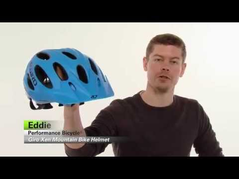 Giro Xen Mountain Bike Helmet Review By Perfromance Bicycle