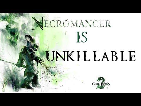 GW2 Necromancer is unkillable