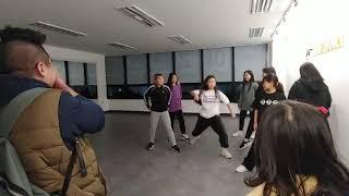인천 키즈댄스 전문, 이고댄스학원 대표님 생일 서프라이즈