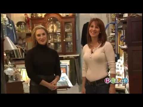 Helpful Hints for Antique and Vintage Shopping - What to Expect