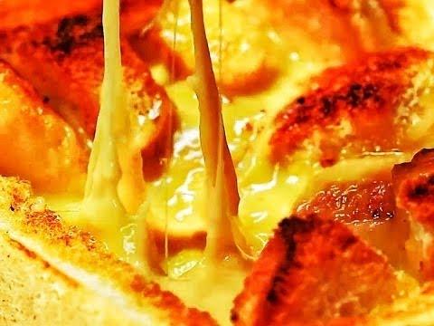 Welsh Rarebit Boozy Cheese On Toast