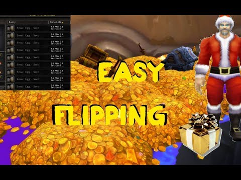 WoW Gold Guide: Easy Flip for Feast of Winter Veil - Small Egg