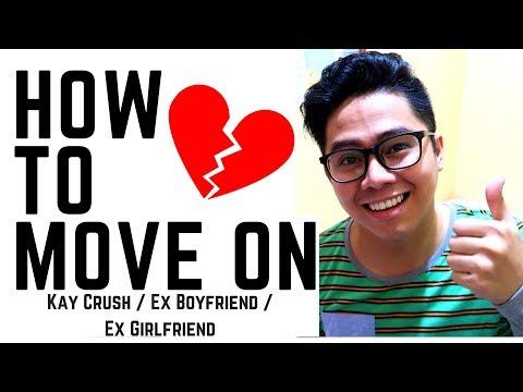 TIPS Paano Mag Move On Kay Crush (KAYA YAN KYAH!)