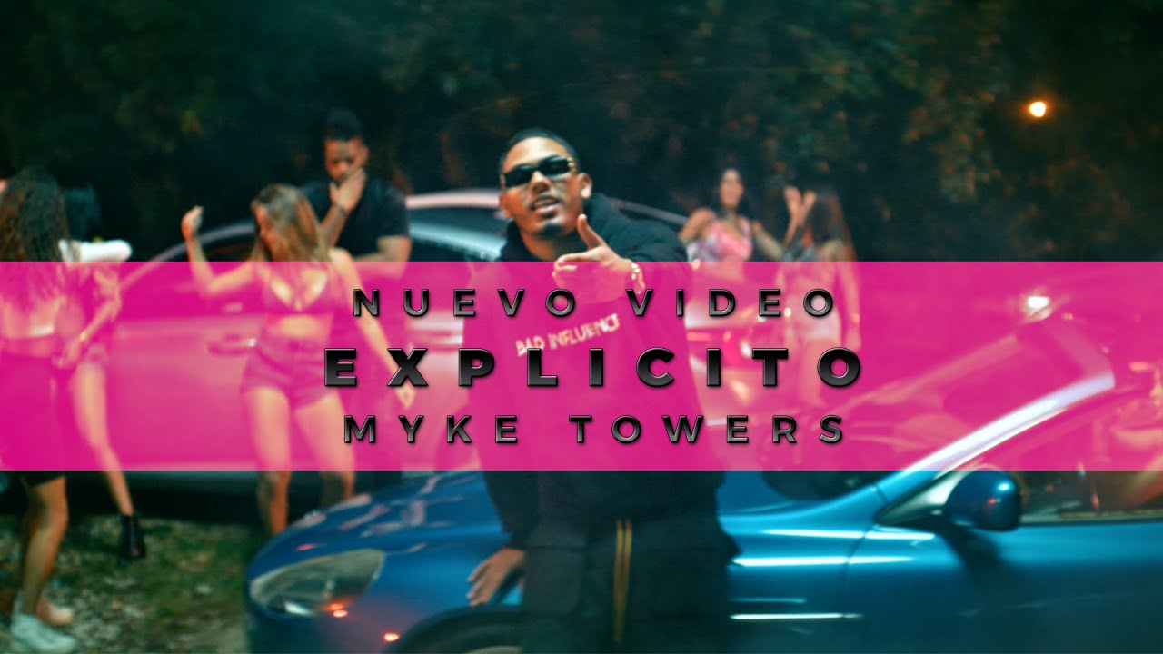 Download Explícito - Myke Towers MP3 Gratis