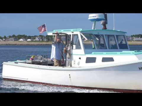 Getting your lobster pots in the water (part 6)