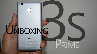 Redmi 3S Prime Unboxing & Overview | Best Under 10k!? Dark Grey & Gold! Quality Unboxing! [Hindi]