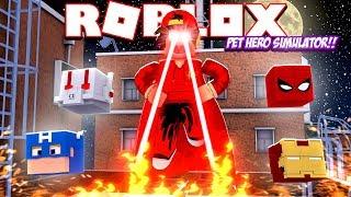 ROBLOX - SUPERHERO SIMULATOR, END GAME!! - PakVim net HD Vdieos Portal