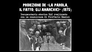 """La Parola, Il Fatto: """"ANARCHIA"""" ( Documentario Completo )"""