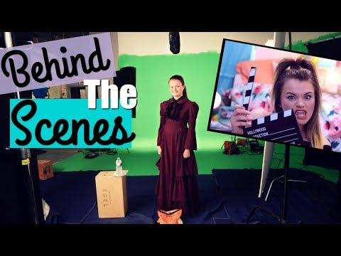 MY EXPERIENCE ON A FILM SET! + How I Got the Role and Audition Footage!