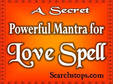 Love Spell - How to Make anyone Fall In love with you - Vashikaran Mantra