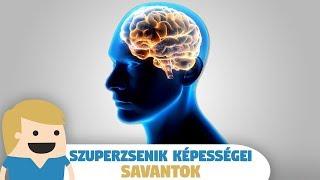 Szuperzsenik Emberfeletti Képességei - Savantok
