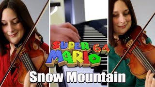 Super Mario 64 Twisted Adventures Music -Stage 4 Snowy