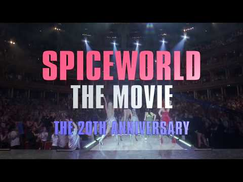'Spiceworld: The Movie' 20th Anniversary - UK Cinema Screenings (Official Teaser Trailer)