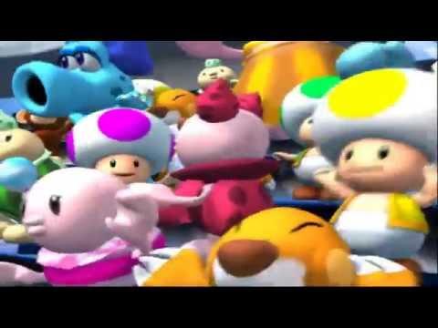 All Mario Baseball Openings in HD (Superstar Baseball & Super Sluggers)