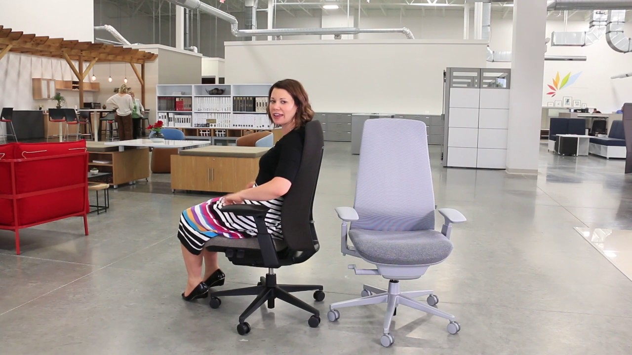 Haworth Fern Chair - First Look with Jessica Ras