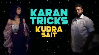 Kubra Sait's funny reaction to Magic | Mirchi Music Awards | Filmy Mirchi