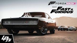 Forza Horizon 2 presents FAST & FURIOUS Part 1 - Der Job (FullHD) / Lets Play Fast & Furious DLC