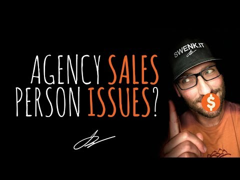 DIGITAL MARKETING AGENCY SALES - HOW TO GET MORE CLIENTS | Digital Agency Advice | SwenkToday #105