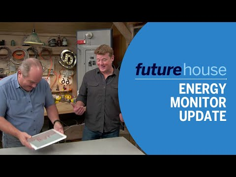 Future House | Energy Monitor Update