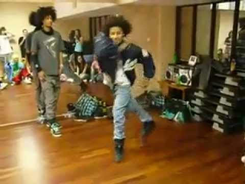 GLITH!!!!!!!! (Cool Dance) Les twins BEST