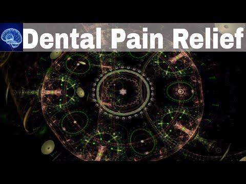 Dental Pain Relief Healing Binaural Beats   Toothache cure with Binaural Beats