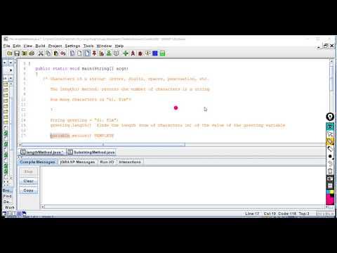 Length Method Java