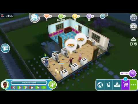 How to get more money and LP on the Sims Freeplay