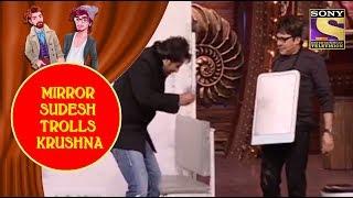 Mirror Sudesh Shows Krushna