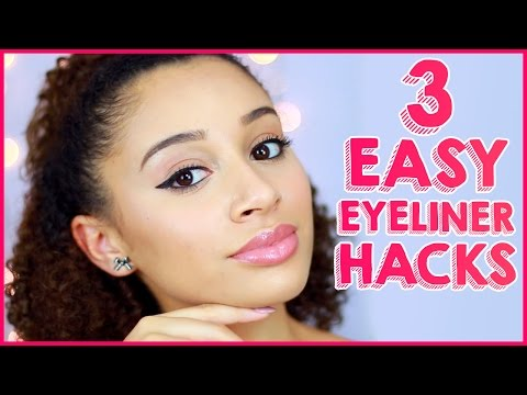 3 Easy Eyeliner Hacks To Try Right Now!