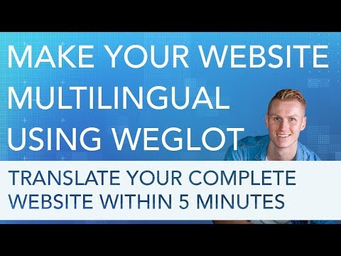 Weglot Multilingual | Translate Your Website In Minutes