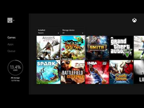 How To Install The Seagate 2TB Game Drive To Your Xbox One