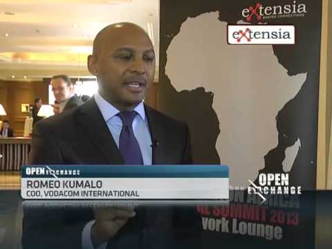 Vodacom's Growth Strategy with COO Romeo Kumalo