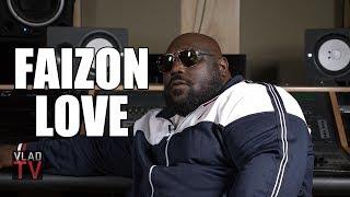 "Faizon Love on Chris Tucker Adlibbing ""Big Perm"", Does Ice Cube Impression (Part 8)"