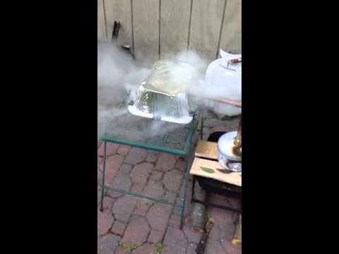 DIY meat smoker