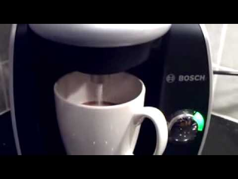 Tassimo Bosch Coffee Maker